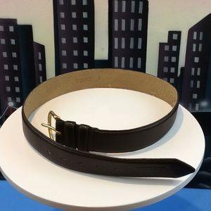 COACH Leather Belt sz S